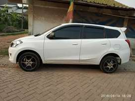 Jual Cepat Datsun Go+ Panca T Option thn 2015 harga 81,5jt Nego