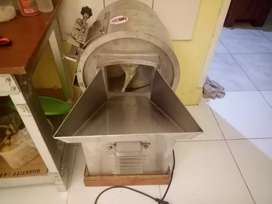 Jual mesin potong potatoes chips & slice cutter