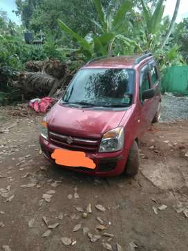 Maruti Suzuki Wagon R 2009 Petrol Good Condition with alloy wheels