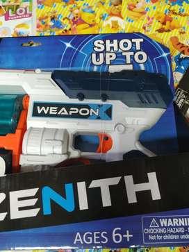 Mainan anak weapon cruzer x zenith original