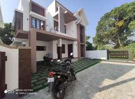 New brand house for sale at Kuzhivelippady near Infopark
