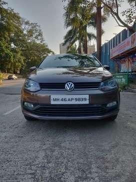 Volkswagen Polo Comfortline Petrol, 2016, Petrol