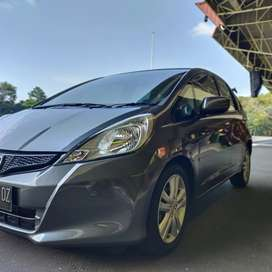 Honda jazz s 2012 matic