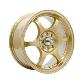 pelek HSR-Yuzawa-U206-Ring-16x7-H8x100-1143-ET38-Gold1