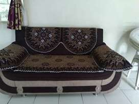 Sofa set 3+2 with cover