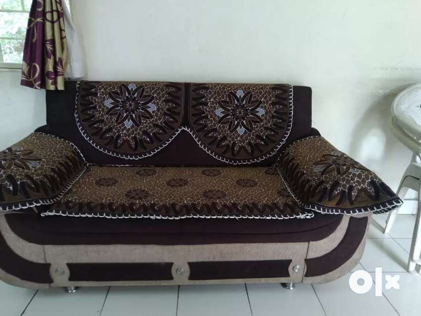 Sofa set 3+2 with cover 0