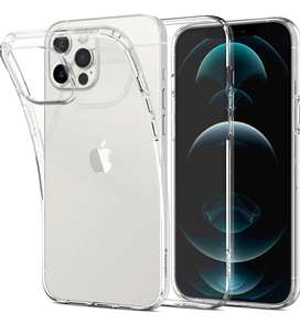 Iphone12/pro/promax transparent cover at very cheap price