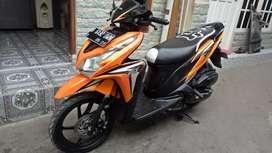 Honda vario 125cc 2012 pajak panjang siap pakek