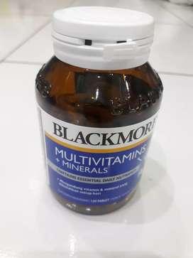 Blackmores Multivitamin dan mineral isi 120