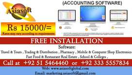 Asia Soft ( Software of Accounting )