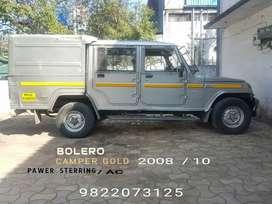 Mahindra Bolero DI AC BS III, 2008, Diesel