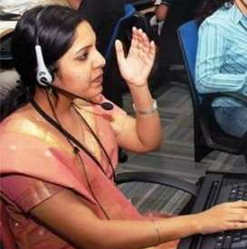 Wanted energetic young lady with polite sound  as call center