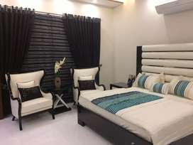 Dha phase 6 1Kanal Brand New Fully Furnished Upper Portion For Rent