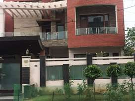 2 bhk kothi first floor at model Town extn newly  attached washroom
