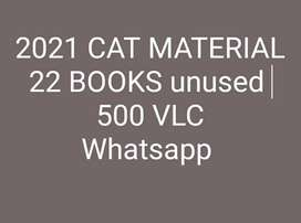Cat material for mba