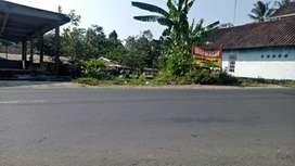 Disewakan tanah 350 meter di Salatiga strategis SHM