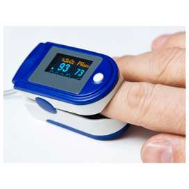 Push Pulse Oximeter