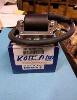 Coil Koil A100 A 100 original suzuki pengapian josss lebih besar