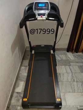 Elecronic Treadmill just @ 17999