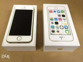 Apple iPhone 5s brand new box pack with all accessories bill