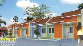 Dijual Rumah Subsidi DP 0% Bayat, Klaten