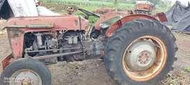Massey tractor