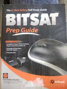 Bitsat preparation guide