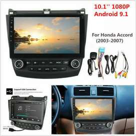 Honda CL 7/9 Full Android panel