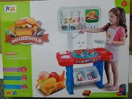 Mainan Masak HouseHold Set