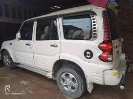 Mahindra Scorpio 2007 Diesel 155000 Km Driven