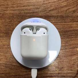 Iphone 8 with accessory.