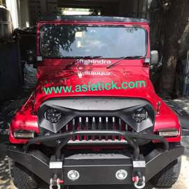 Thar jeep mm540 mm550 Accessories modified front show grill wrangler