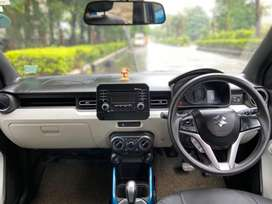 Maruti Suzuki Ignis 1.2 Amt Zeta (Automatic), 2017, Petrol