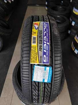 Ban Accelera 205/65 R15 Ecoplush