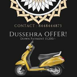 Dussehra Offer,Honda Activa 5G
