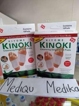Detox Kinoki putih isi 10pads