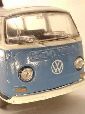 Welly Volkswagen combi skala 1:32