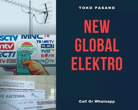 Instalasi Pemasangan Sinyal Antena Tv Cisarua Bandung