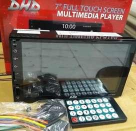 Double Din DHD Tanpa Pemutar CD + Kamera Mundur