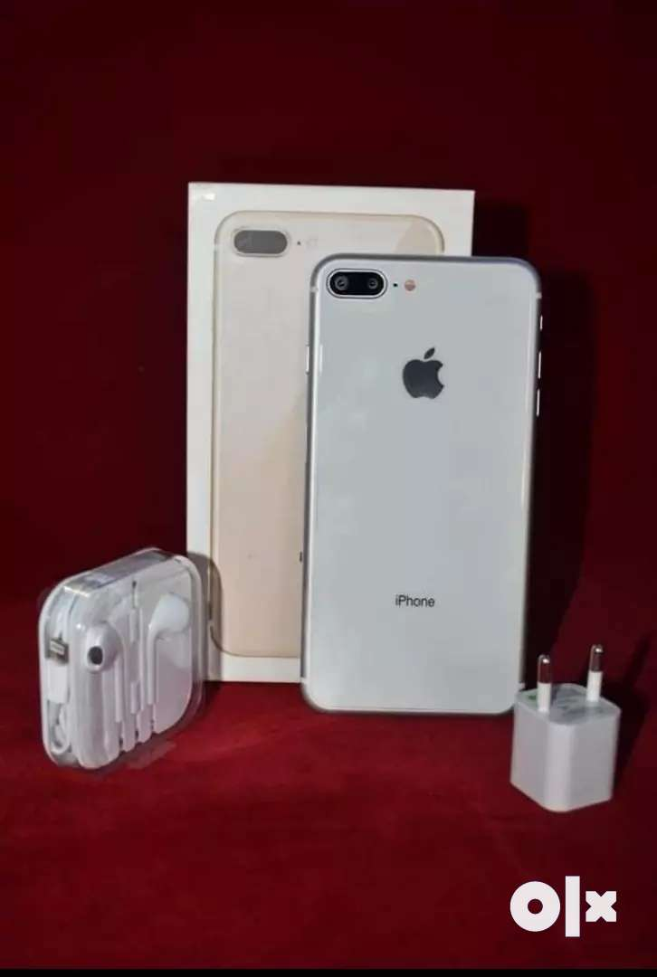 Excellent condition of the Apple IPhone 8 plus 0