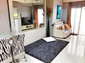 apartemen cosmo mansion 3 bedroom thamrin city tahunan bulanan harian