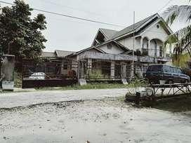 Dijual Rumah bulatan di jl Amalia belakang UIR