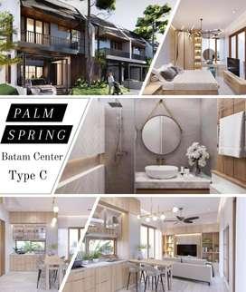 Perumahan batam center palm spring