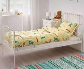 Ranjang + kasur matras IKEA