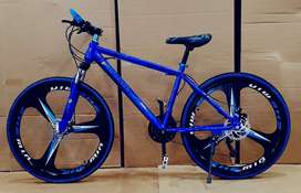 BRAND NEW FOLDABLE CYCLE With 21 SHIMANO GEAR'S