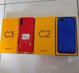 Realme C3 dan C2