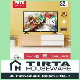 TV LED Mito 32 Inch Smart TV Android 9.0 Full HD DVB - T2