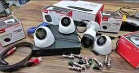 CCTV 2mp-5mp murah outdoor indoor gratis pasang seting on ke hp