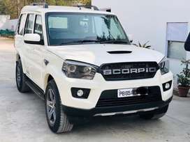 Mahindra Scorpio S8, 2018, Diesel