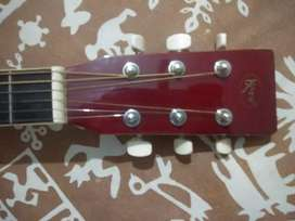 kaps Gittar in new condition not used